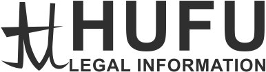 Hufu Legal Information Logo